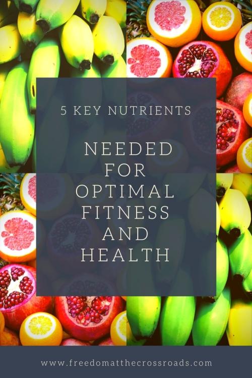 5keynutrientsforoptimalfitnessandhealth